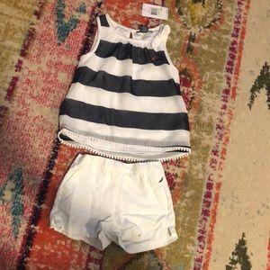 NWT Nautica outfit